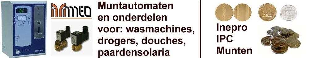 Meo Muntautomaten en Munten
